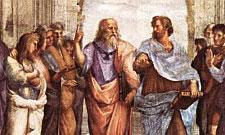 L'école d'Athènes, de Raphaël